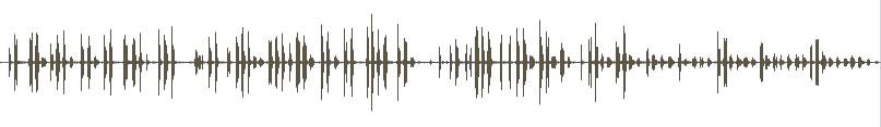 Robin Song Waveform